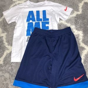 Nike: Boys set
